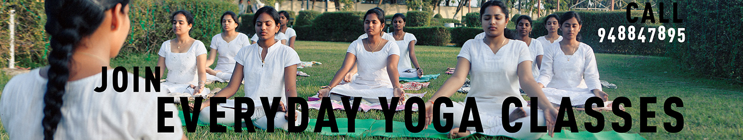 JOIN EVERDAY YOGA CLASSES
